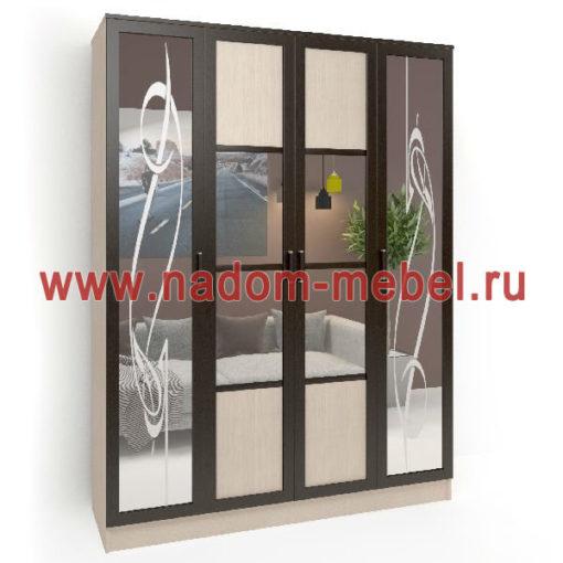 Стайл люкс Ч4-15 шкаф