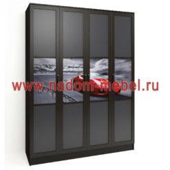 Стайл люкс ЧФ4-10 шкаф