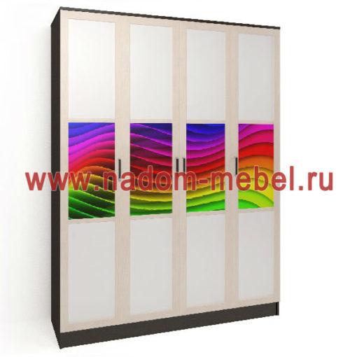 Стайл люкс ЧФ4-11 шкаф