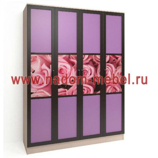 Стайл люкс ЧФ4-9 шкаф