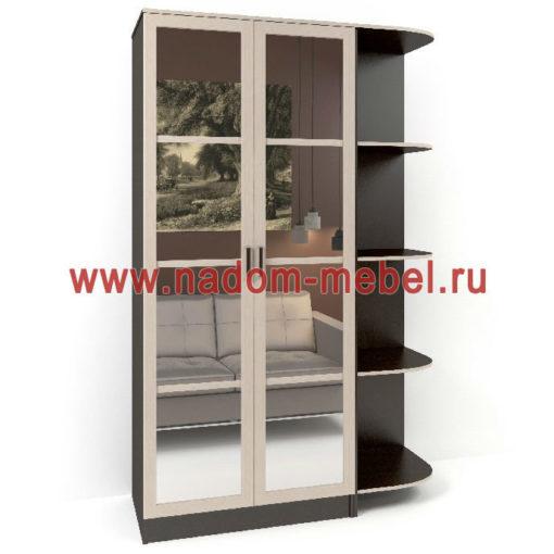 Стайл люкс Д2-1 шкаф