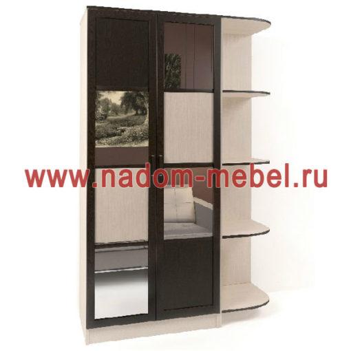 Стайл люкс Д2-14 шкаф