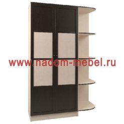 Стайл люкс Д2-18 шкаф