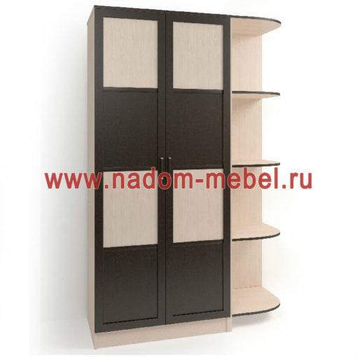 Стайл люкс Д2-2 шкаф
