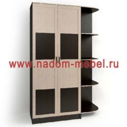 Стайл люкс Д2-27 шкаф
