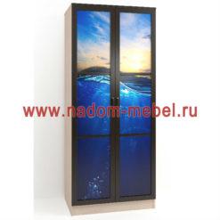 Стайл люкс ДФ2-12 шкаф