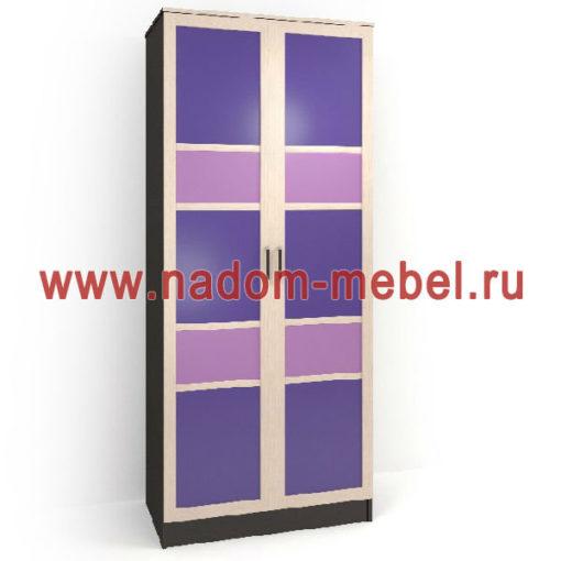 Стайл люкс ДФ2-5 шкаф