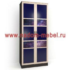Стайл люкс ДФ2-8 шкаф