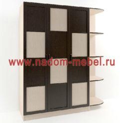 Стайл люкс Т3-6 шкаф