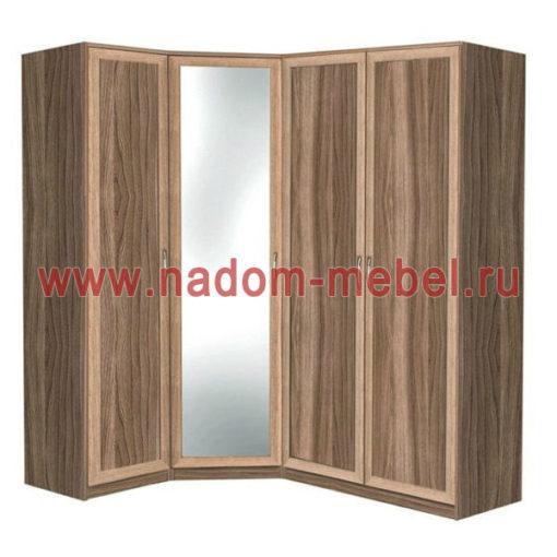 Стиль-1М угловой шкаф