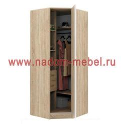 Стиль Ф-1.2 шкаф угловой распашной