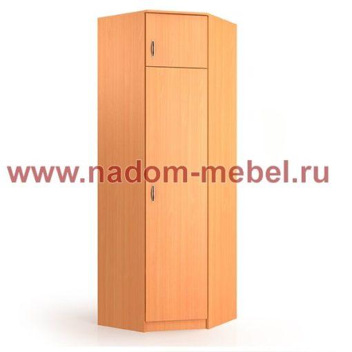 Стиль У-11/12Л шкаф угловой распашной