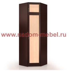 Стиль У-11/12М  шкаф угловой распашной