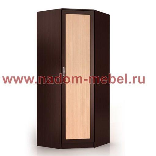 Стиль У-1/2М шкаф угловой распашной