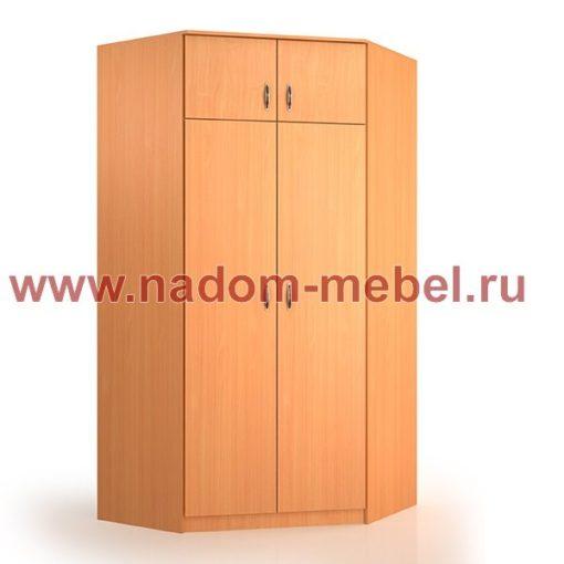 Стиль У-13/14/15/16Л  шкаф угловой распашной
