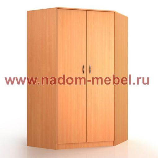 Стиль У-3/4/5/6Л шкаф угловой распашной