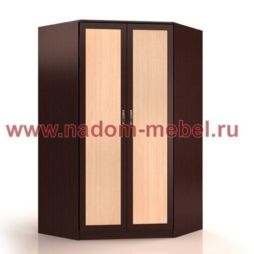 Стиль У-3/4/5/6М  шкаф угловой распашной