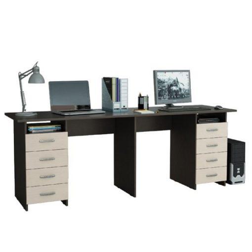 Тандем-3 письменный стол (ФМ)