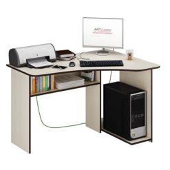Триан-1 угловой правый компьютерный стол (ФМ)