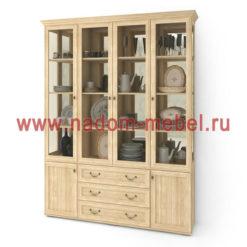 Витраж-10С шкаф для посуды