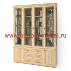Витраж-10В шкаф для посуды