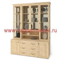 Витраж-11С шкаф для посуды