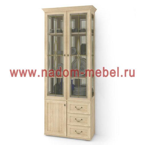 Витраж-12В шкаф для посуды