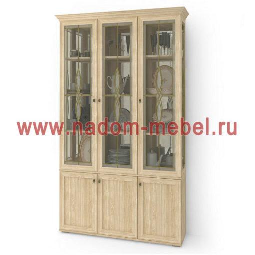 Витраж-13В шкаф для посуды