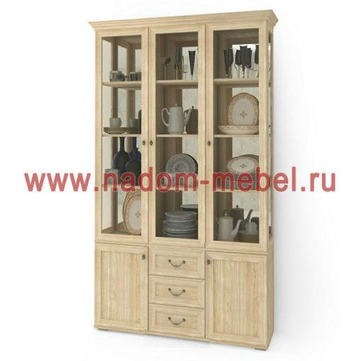 Витраж-14С шкаф для посуды