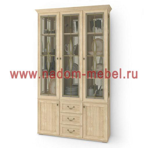 Витраж-14В шкаф для посуды
