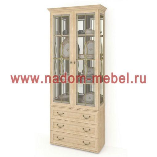 Витраж-2В шкаф для посуды