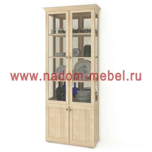 Витраж-3С шкаф для посуды