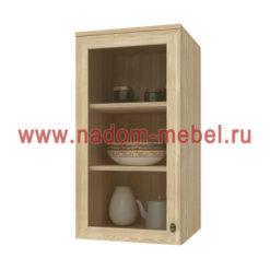 Витраж-40С шкаф для посуды навесной