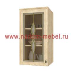 Витраж-40В шкаф для посуды навесной