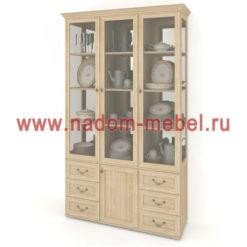 Витраж-4С шкаф для посуды