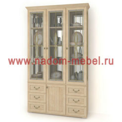 Витраж-4В шкаф для посуды