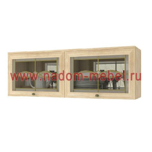 Витраж-4В шкаф для посуды навесной