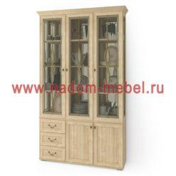 Витраж-6В шкаф для посуды