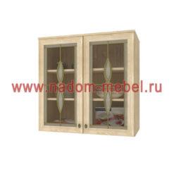 Витраж-80В шкаф для посуды навесной