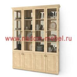 Витраж-8С шкаф для посуды