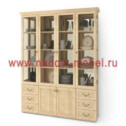 Витраж-9С шкаф для посуды