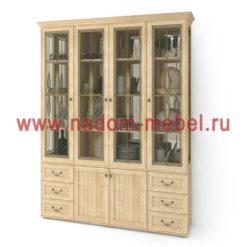 Витраж-9В шкаф для посуды
